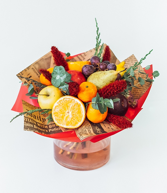Букет фруктовый \