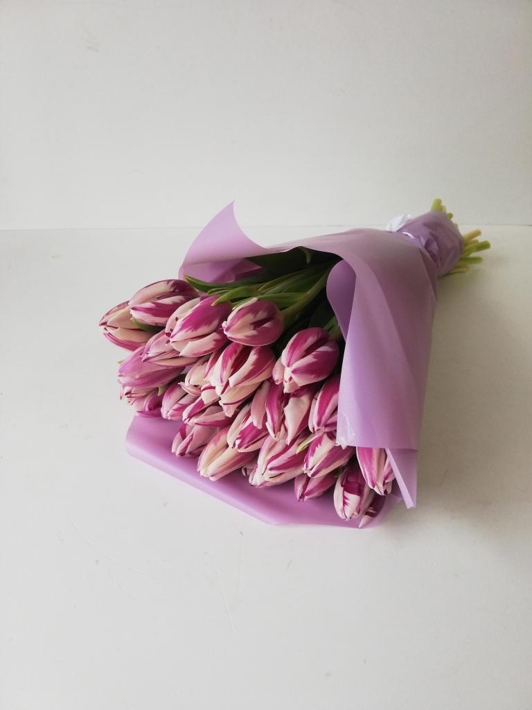 Тюльпаны в Упаковке
